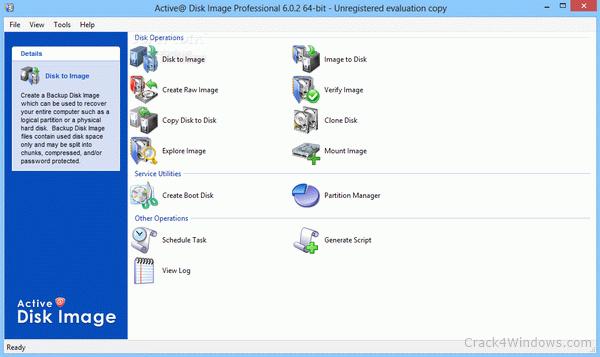 Active Disk Image Serial Key