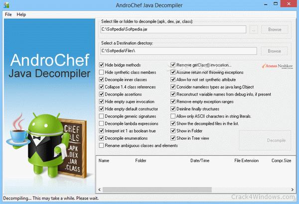 Apk Decompiler Download For Windows 10