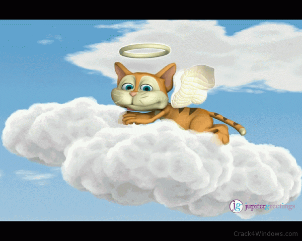 How To Crack Angel Cat Screensaver