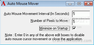 How to crack Auto Mouse Mover