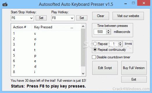 Auto Keyboard Full Version This Fat Girl Runs
