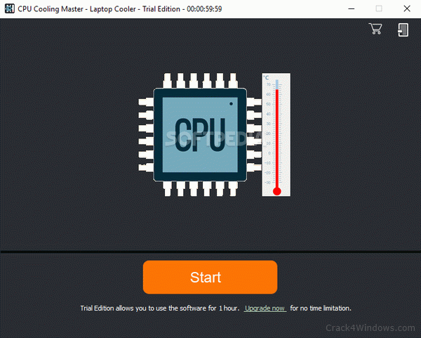 How to crack CPU Cooling Master - Laptop Cooler