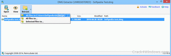 dmg extractor for windows activation key