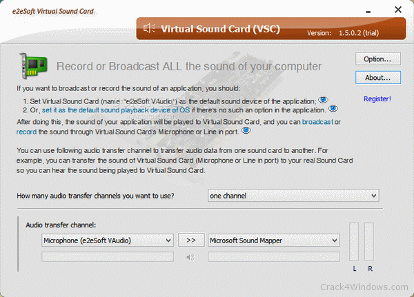 How To Crack Virtual Sound Card Vsc