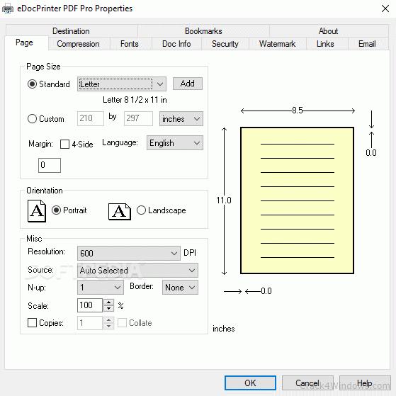 How to crack eDocPrinter PDF Pro