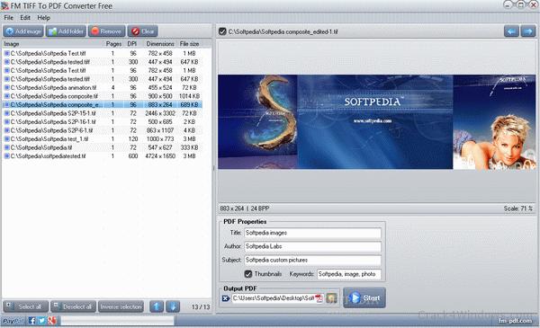How to crack FM TIFF To PDF Converter Free
