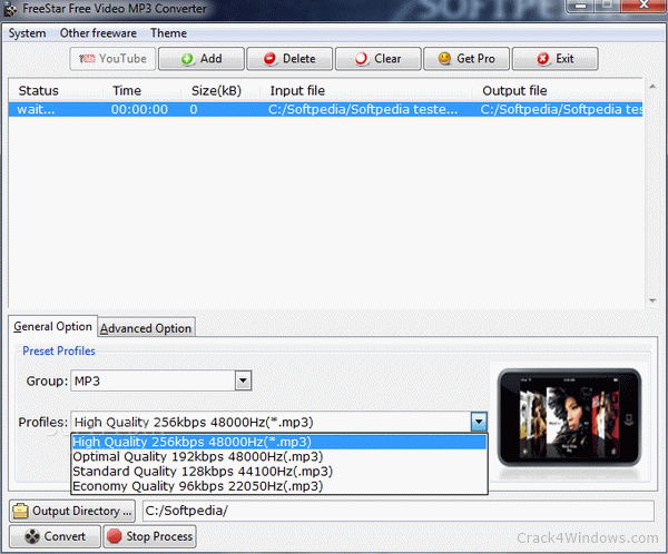 youtube to mp3 converter software crack