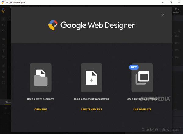 How To Crack Google Web Designer
