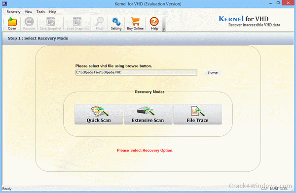 Kernel Data Recovery Serial Key