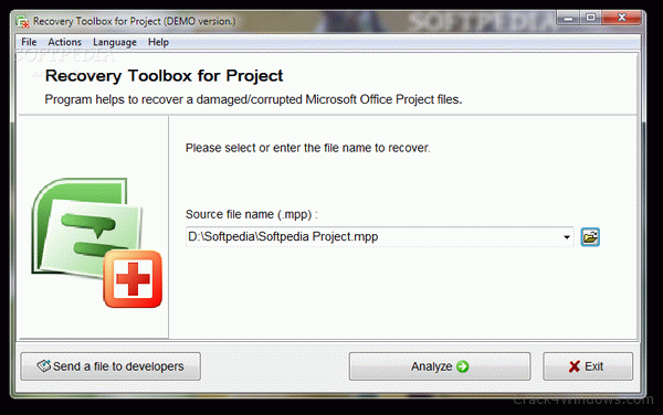 How To Crack Recovery Toolbox For Project