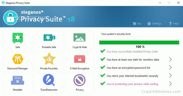 How to crack Steganos Privacy Suite