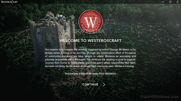 How to crack WesterosCraft Launcher
