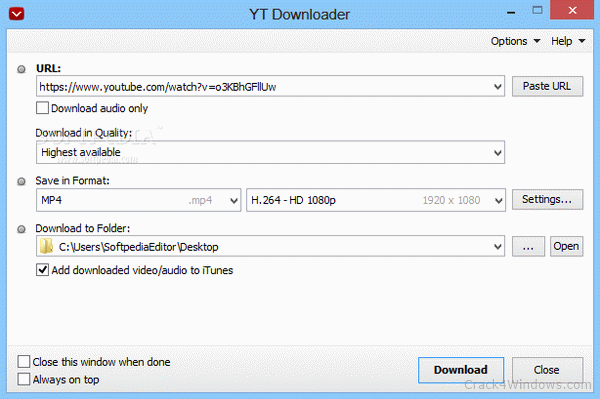 Image result for yt downloader full crack